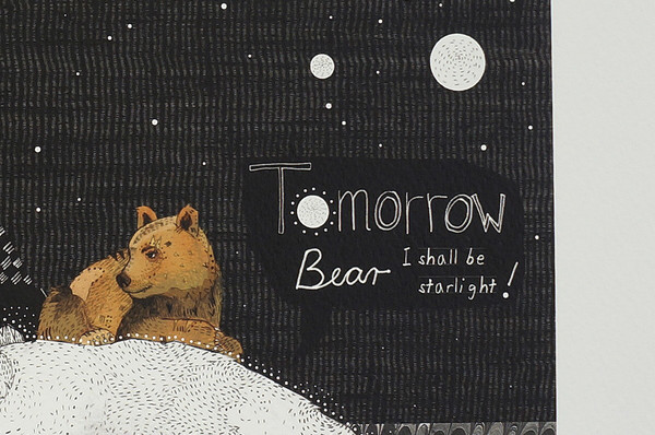 Print Tomorrow Bear